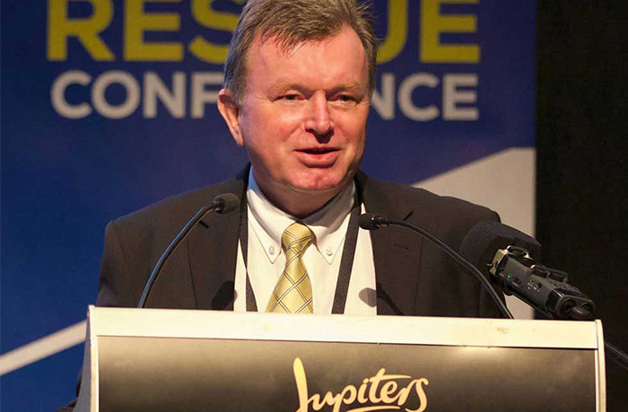bruce young master of ceremonies